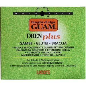 Антицеллюлитная маска из водорослей с дренажным эффектом (Гуам) - Guam Fanghi d'Alga Dren Plus