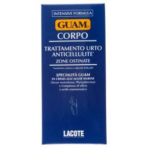 Антицеллюлитный крем против стойкого целлюлита, 100мл - Guam Corpo Trattamento Urto Crema Anticellulite Zone Ostinate