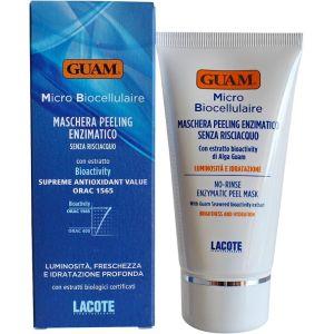 Микробиоклеточная энзимная маска-пилинг, 75мл - Guam Micro Biocellulaire Maschera Peeling Enzimatico