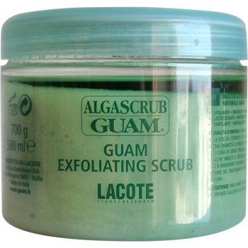 Скраб отшелушивающий с морскими водорослями для ухода за телом - Guam Algascrub