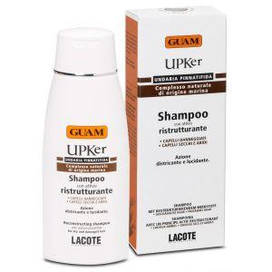Шампунь восстанавливающий для сухих поврежденных волос - Guam UPKer Shampoo Ristrutturante