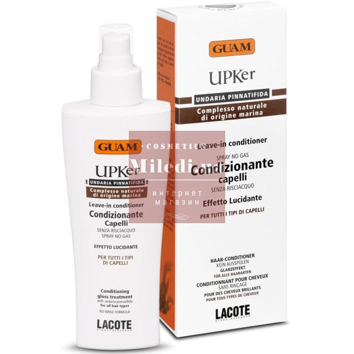 Кондиционер несмываемый для всех типов волос - Guam UPKer Condizionante Capelli Leave-In Conditioner Spray No Gas
