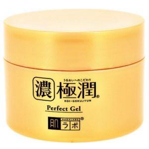 Премиум гиалуроновый гель для лица (Хада Лабо) - Hada Labo Koi-Gokujyun Perfect Gel