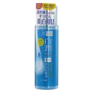 Отбеливающий лосьон с арбутином, 170мл - Hada Labo Shirojyun Medicated Whitening Lotion