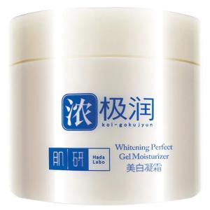 Отбеливающий гиалуроновый гель с арбутином, 100мл - Hada Labo Koi-Gokujyun Whitening Perfect Gel
