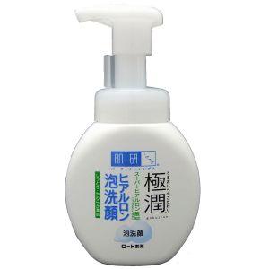 Гиалуроновая пенка для умывания, 160мл - Hada Labo Rohto Gokujyun Foaming Face Wash