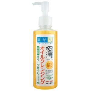 Гидрофильное масло с гиалуроновой кислотой, 200мл - Hada Labo Gokujyun Cleansing Oil
