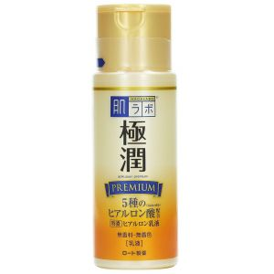 Премиум гиалуроновое молочко (Хада Лабо) - Hada Labo Gokujyun Premium Hyaluronic Acid Milk