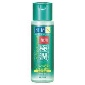 Лечебный гиалуроновый лосьон-кондиционер, 170мл - Hada Labo Medicated Gokujyun Skin Conditioner