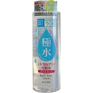 Лосьон с аминокислотами, 400мл - Hada Labo Kiwamizu Mineral Amino Lotion