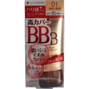 ВВ Эссенция SPF45, 30мл - Isehan Kiss Me Ferme Essence BB Cream UV SPF45 PA +++