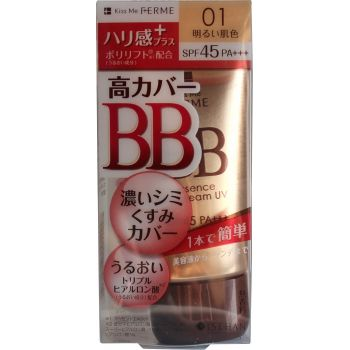 ВВ Эссенция SPF45 - Isehan Kiss Me Ferme Essence BB Cream UV SPF45 PA +++