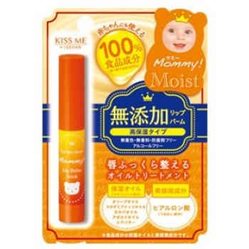 Бальзам-стик для губ Мамочка, 2гр - Isehan Mommy Moist Lip Balm Stick