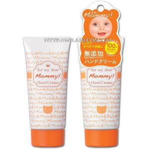 Крем для рук Мамочка - Isehan Mommy Hand Cream
