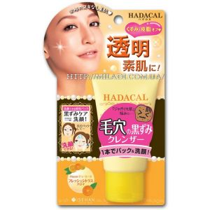 Глиняная маска-скраб, 50мл - Isehan Hadacal Cleanser Pack