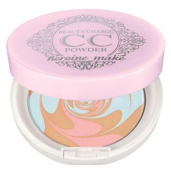 CC пудра для лица - Isehan Heroine Make Beauty Charge CC Powder SPF25 PA++
