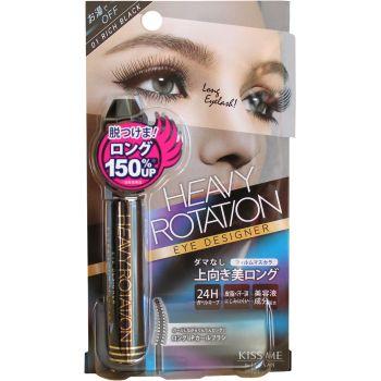 Тушь для ресниц Мега удлиняющая - Isehan Heavy Rotation Eye Designer Extra Long Mascara