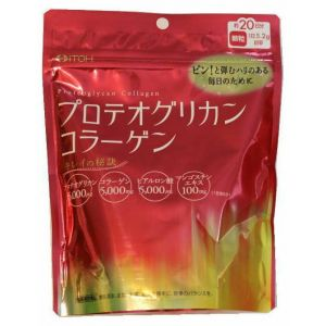 Питьевой коллаген с протеогликаном (на 20 дней) - Itoh Proteoglycan Collagen, 104гр
