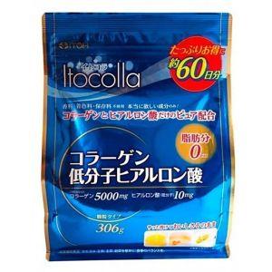 Питьевой коллаген с гиалуроновой кислотой (на 60 дней) - Itoh Itocolla Collagen Hyaluronic Acid, 306гр