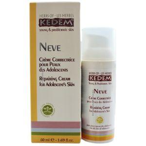 Вечерний крем для жирной и проблемной кожи Неве (Кедем) - Kedem Neve