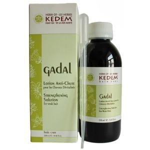Лосьон против выпадения волос Гадаль, 250мл - Kedem Gadal
