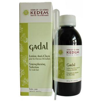 Лосьон питательный для кожи головы, укрепления волос Гадаль - Kedem Gadal