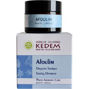 Крем тонизирующий от морщин и припухлостей Афулим - Kedem Afoulim