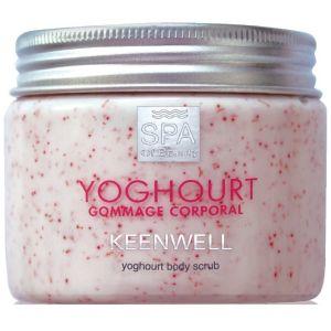 Скраб для тела Йогуртовый, 270мл - Keenwell Spa of Beauty Yoghourt Body Scrub