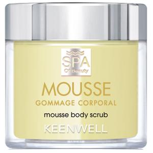 Скраб-мусс для тела Лимонный, 270мл - Keenwell Spa of Beauty Lemon Mousse Body Gommage