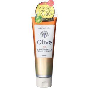 Бальзам разогревающий для глубокого очищения пор - Kracie Naive Botanical Olive Hot Cleansing Balm
