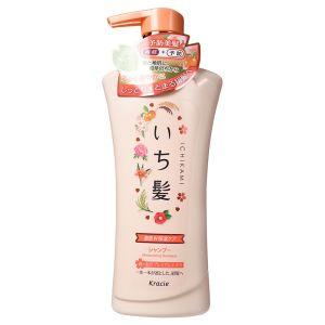 Шампунь интенсивно увлажняющий, 480мл - Kracie Ichikami Moisturizing Shampoo