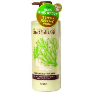 Увлажняющий бальзам с водорослями, 520мл - Kracie Umi No Uruoiso Scalp Care Conditioner