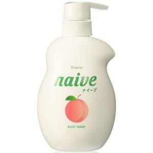 Жидкое мыло для тела с экстрактом персика (Краси) - Kracie Naive Body Wash Peach