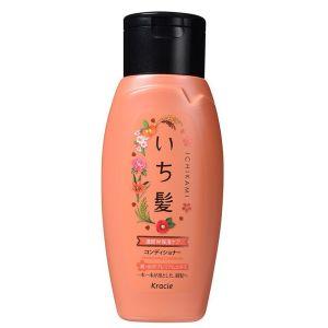 Бальзам-ополаскиватель для поврежденных волос с маслом абрикоса - Kracie Ichikami Moisturizing Conditioner