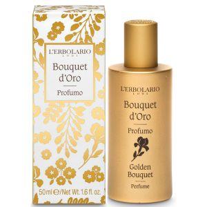 Парфюмированная вода Золотой букет, 50мл - L'Erbolario Profumo Bouquet d'Oro