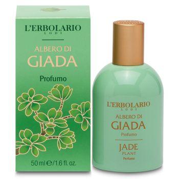 Парфюмированная вода Нефритовый цветок, 50мл - L`Erbolario Profumo Albero di Giada
