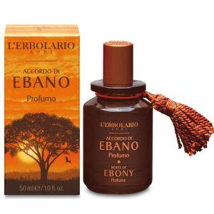 Парфюмированная вода Черное дерево, 50мл - L'Erbolario Profumo Accordo di Ebano