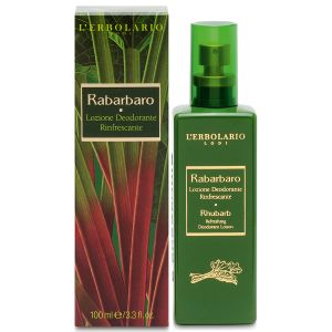 Дезодорант-лосьон для тела Ревень - L'Erbolario Lozione Deodorante Rinfrescante Rabarbaro
