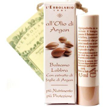 Бальзам для губ Масло Аргании, 4гр - L`Erbolario Olio di Argan Balsamo Labbra