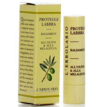 Защитный бальзам для губ (Лерболарио) - L`Erbolario Proteggilabbra Balsamico