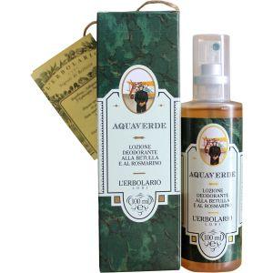 Дезодорант-лосьон для тела Свежесть (Лерболарио) - L`Erbolario Aquaverde