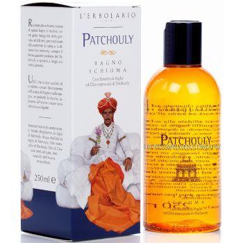 Пена для ванны / Гель для душа Пачули - L'Erbolario Patchouli Bagnoschiuma