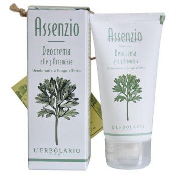 Крем-дезодорант Полынь - L`Erbolario Deocrema Assenzio Assenzio