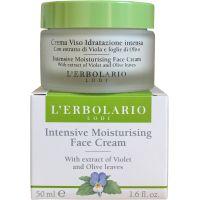 Крем для лица Интенсивное увлажнение - L'Erbolario Crema Viso Idratazione intensa