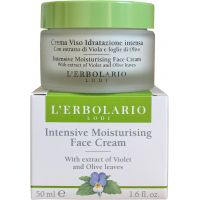 Крем Интенсивное увлажнение, 50мл - L'Erbolario Crema Viso Idratazione intensa