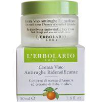 Крем с апельсином и экстрактом люцерны Упругая кожа, 50мл - L`Erbolario Crema Viso Antirughe Ridensificante