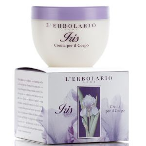 Крем ароматизированный для тела Ирис - L`Erbolario Crema Corpo Iris