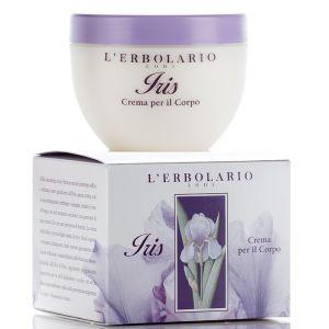Крем для тела Ирис, 300мл - L`Erbolario Crema Corpo Iris