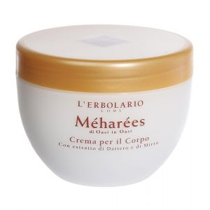 Крем для тела Караван, 300мл - L`Erbolario Crema per il Corpo Meharees
