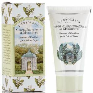 Крем ароматизированный для тела Ландыш - L`Erbolario Crema Profumata al Mughetto